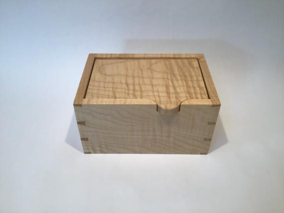 Ripple Sycamore Keepsake Box