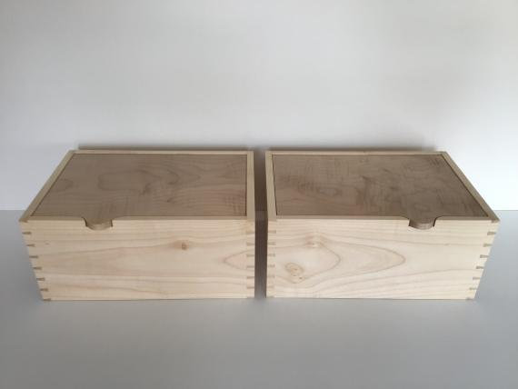 Sycamore Memory Boxes